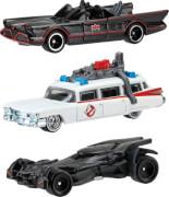 Mattel Hot Wheels Premium Cars  Entertainment Sortiert