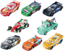 Mattel GNY94 Disney Pixar Cars Color Changers, sortiert