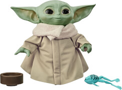 Hasbro F11155L0 Star Wars The Child, sprechende Plüsch-Figur