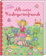Eintragbuch, Alle meine Kindergartenfreunde - Prinzessin Lillifee, 96 Seiten, für Kinder ab 3 Jahre.