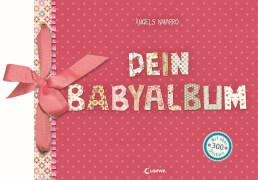 Loewe Navarro, Dein Babyalbum (rosa).