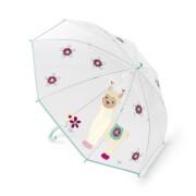 Sterntaler Regenschirm Kuschelzoo Lotte
