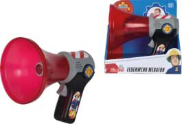 Simba Feuerwehrmann Sam - Feuerwehr-Megaphon