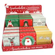 Depesche 8693 Weihnachtliche Soundboxen