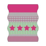 Lässig Twister Kids Fleece Starlight magenta