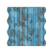 Lässig Twister Adult Ornamental Stripe blue